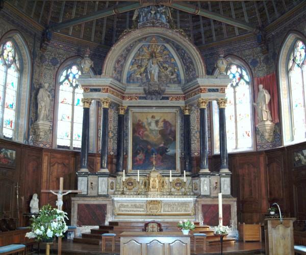 Eglise Saint-Sauveur de Bellême